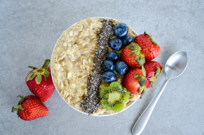 3 Healthy Ways to Make Oatmeal